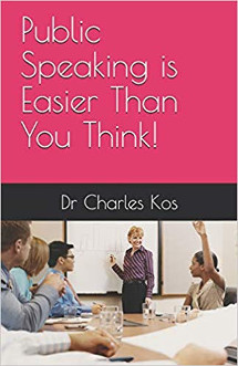 Public Speaking is Easier Than You Think!